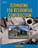 Estimating for Residential Construction - 1401879470