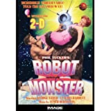 Robot Monster [Import USA Zone 1]par Claudia Barrett