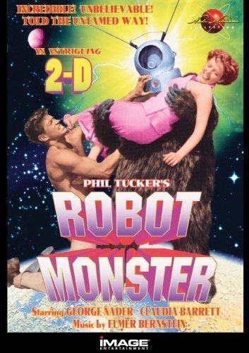 Robot Monster [1953] (NTSC) [DVD] [US Import]