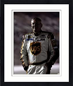 Dale Jarrett Signed Photograph - Framed 11x14 SM Holo - Autographed NASCAR Photos by Sports Memorabilia
