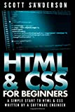 HTML & CSS For Beginners: A Simple Start To HTML & CSS