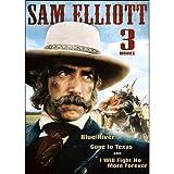 Sam Elliott Triple Feature [DVD] [2012] [Region 1] [US Import] [NTSC]