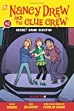 img - for Nancy Drew and the Clue Crew #2: Secret Sand Sleuths book / textbook / text book