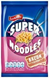 Batchelors Super Noodles Bacon Flavour 100 g (Pack of 16)