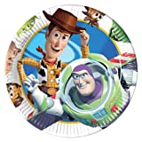 Amscan International Toy Story 3 Party Plates