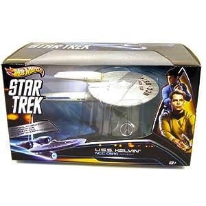 Hot Wheels Collector Star Trek USS Kelvin