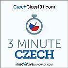 3-Minute Czech - 25 Lesson Series Audiobook Hörbuch von  Innovative Language Learning LLC Gesprochen von:  Innovative Language Learning LLC