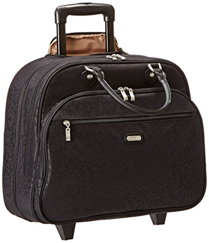 baggallini-laptop-rollkoffer-rolling-tote-21-liters-schwarz-cheetah-black-rtc269chb
