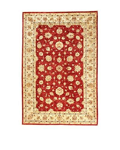 L'EDEN DEL TAPPETO Tappeto Zigler Rosso/Multicolore 200 x 296 cm