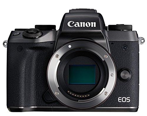Canon ミラーレス一眼カメラ EOS M5 ボディー EOSM5-BOD...