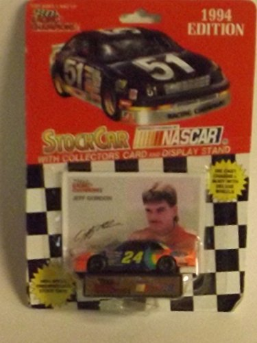 JEFF GORDON NASCAR DIECAST 1:64 SCALE #24 1994 EDITION STOCK CARS! - 1