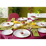 Luminarc Gangaur Dinner Set-27 Pcs