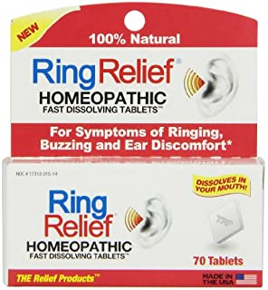 Ring relief ear drops side effects