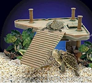 Reptile Products - Reptology Small Turtle Pier