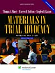 Materials in Trial Advocacy: Problems...