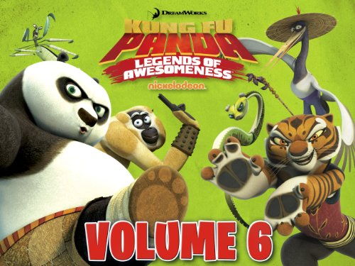 Watch Kung Fu Panda: Legends of Awesomeness S03E13 ...