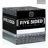 Sleep Tite by Malouf FIVE-5IDED® Mattress Protector - 100% Waterproof-Eliminates Dust Mites-15-Year Warranty, QUEEN