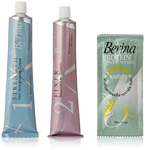 Berina Hair Straightener Cream