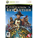 Sid Meier's Civilization Revolution - Xbox 360 (Greatest Hits) ~ 2K