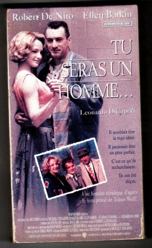 This Boys Life [VHS] [Import]