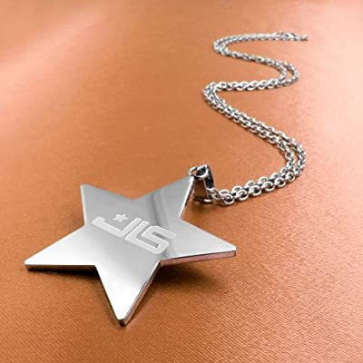 JLS Star Pendant Necklace