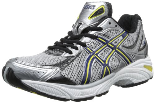 check out 8556a 83265 ASICS Men s Gel Fortitude 3 Running Shoe Silver Navy Black 13 M US