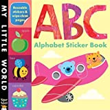ABC Alphabet Sticker Book (My Little World)