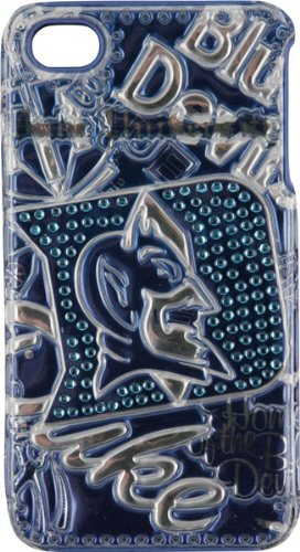 NCAA Duke Blue Devils 3D Luxe Cover for iPhone 4/4S at Amazon.com