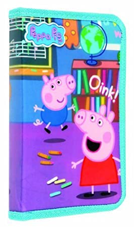 Anker Peppa Pig Filled Pencil Case by Anker