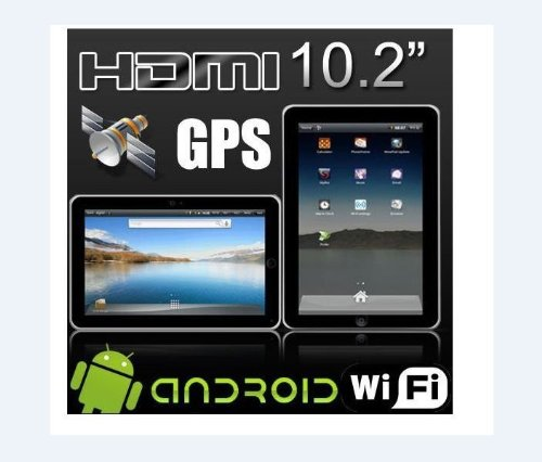 "10.2"" epad SUPERPAD3/Flytouch Froyo Google Android 2.2 tablet pc 4GB 512 mb ram"