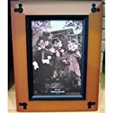 Mickey Mouse Ear Beveled 4x6 Photo Frame