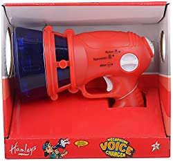 Hamleys  Voice Changer, Red