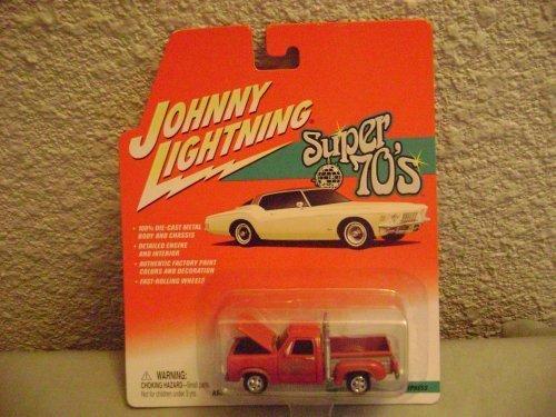 Johnny Lightning Super 70's 1978 Dodge Li'L Red Express - 1
