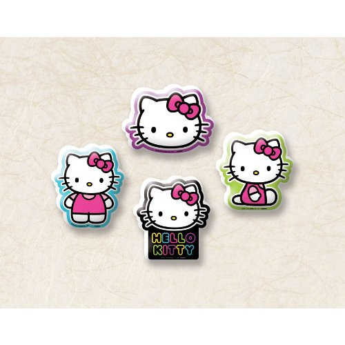 Hello Kitty Tween Erasers