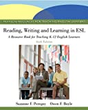 img - for Reading, Writing, and Learning in ESL: A Resource Book for Teaching K-12 English Learners (6th Edition) (Pearson Resources for Teaching English Learners) book / textbook / text book