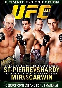 UFC 111: St-Pierre v. Hardy