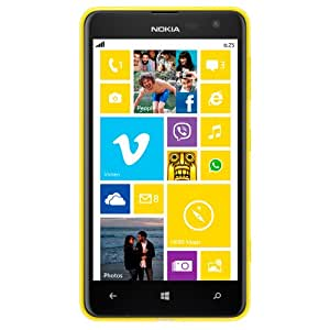 Nokia Lumia 625 (Yellow)