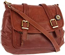 Hot Sale The SAK Silverlake Flap 1000037805 Shoulder Bag,Teak,One Size