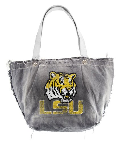 W2B - LSU Tigers Vintage Tote at Amazon.com