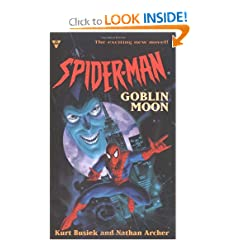 Spider-Man: Goblin Moon by Kurt Busiek and Nathan Archer