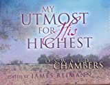 My Utmost for His Highest (1580612563) by Oswald Chambers