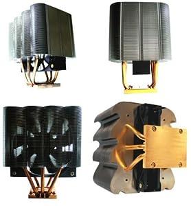 Sunbeam Tuniq Tower 120 Copper Base CPU Cooler for Intel Socket 478, LGA775, 775/T and AMD Socket 754, 939, 940, AM2 (Retail)