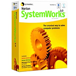 Norton SystemWorks 3.0 for Mac (1 cd)