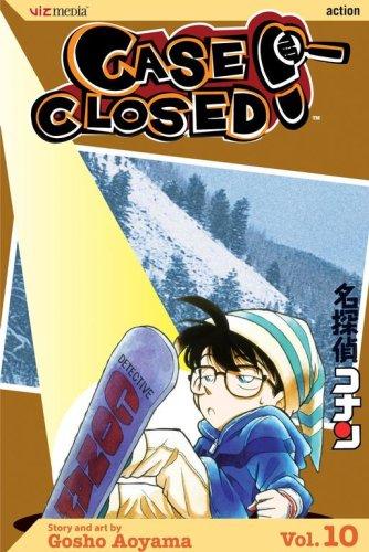 名探偵コナン コミック10巻 (英語版)