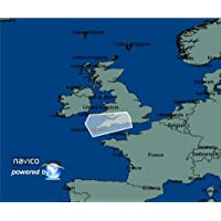 England South-West - Lowrance Map