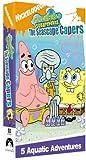 echange, troc Spongebob Squarepants: Seascape Capers [VHS] [Import USA]
