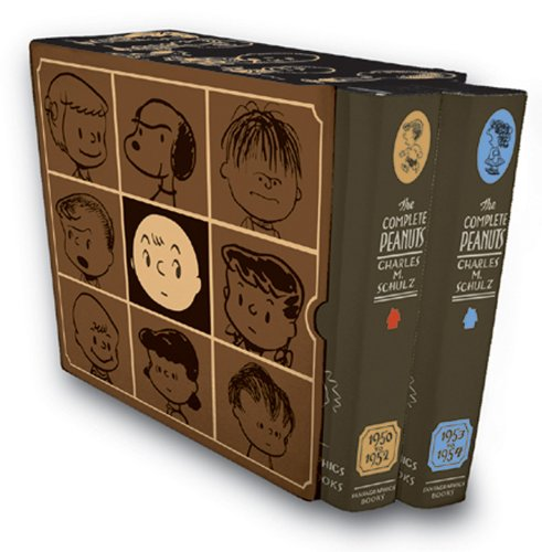 The Complete Peanuts HC Box 01 1950-1954 (01+02)