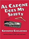 The Literacy Bridge - Large Print - Al Capone Does My Shirts (0786280433) by Gennifer Choldenko