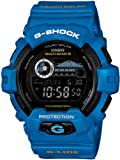 Casio G-Shock G-Lide Series w/ Tidal Graph - Multiband 6 Solar Powered Men's Watch - GWX-8900D-2JF (Japan Import)