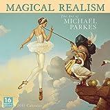 Magical-Realism-The-Art-of-Michael-Parkes-2011-Wall-Calendar-Calendar